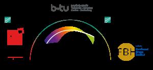 Logo vom Projekt iCampus mit allen einzelnen Partnerlogs